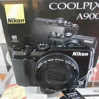 ,【引取限定】ニコン COOLPIX A900 デジタルカメラ ...