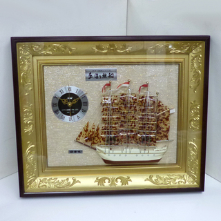 ヴィンテージ 世界の帆船シリーズ 手造り帆船 日本丸 SUMISE...