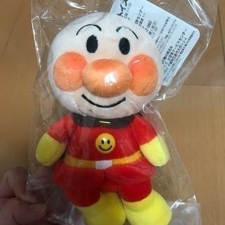 定価1080円。アンパンマンぬいぐるみ