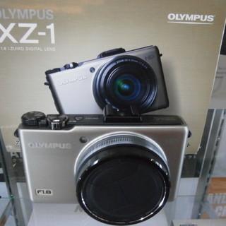 ,【引取限定】オリンパス XZ-1 デジタルカメラ 防水キット付...