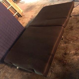 折りたたみ式ベッド   シングルベッド