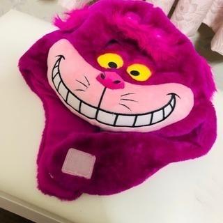 ディズニー   チェシャ猫帽子