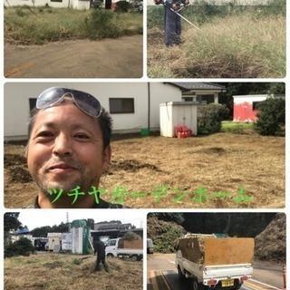 お庭*空き地*駐車場の除草♪草刈致します【所沢市 狭山市入間市さ...