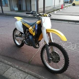モトクロッサー RM125  2st    CR125 KX12...