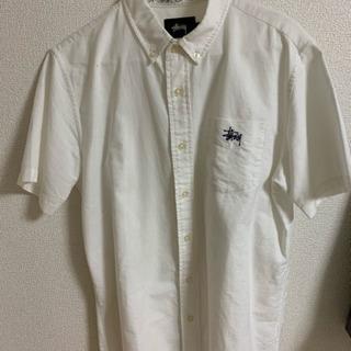 Stussy 白シャツ