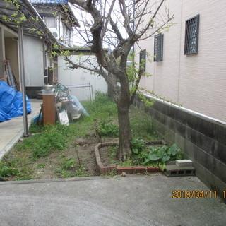 福岡、防草工事、格安、コンクリート仕上げ、駐車場の増設工事、格安