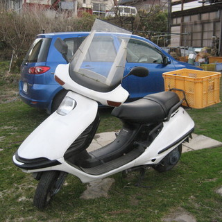 ホンダ スペイシー JF-03 125cc