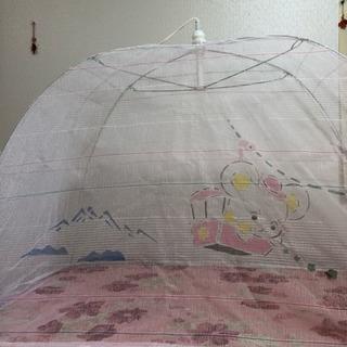 子供用レーヨン蚊帳(新品)日本製 mosquito net