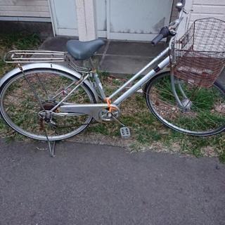 ジャンク品 26型自転車