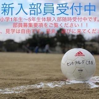 セントラル奈良FC 奈良 【新入部員・体験入部受付中】