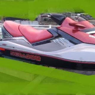 ジェットスキー シードューRXT215 2005