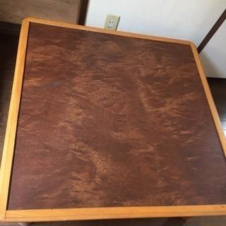 ローテーブル コタツサイズ