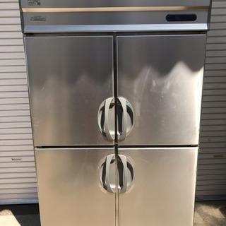フクシマ/福島工業 業務用 縦型4面冷凍冷蔵庫 店舗 厨房 UR...