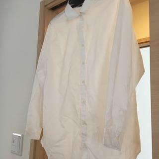 レディース 4L ワイシャツ ブラウス 大きいサイズ