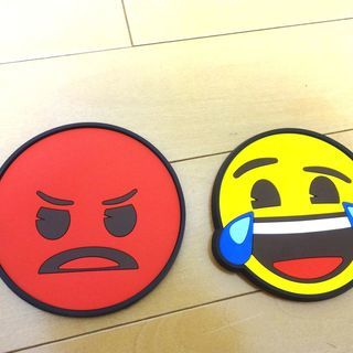 GIORDANO emoji コースター THE ICONIC B...