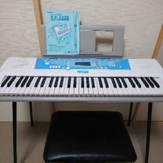 YAMAHA電子キーボード EZ-J220