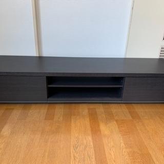 テレビ台 ブラックオーク 150cm