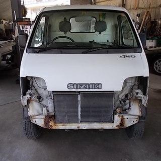 スズキ キャリー トラック GD-DB52T H12 部品取り車