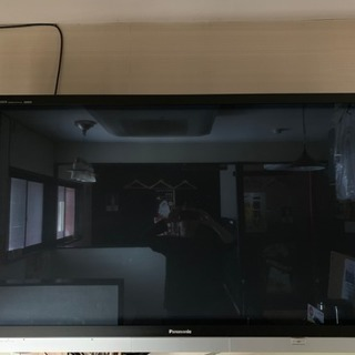 値下!Panasonic VIERA 65型プラズマテレビ ジャ...