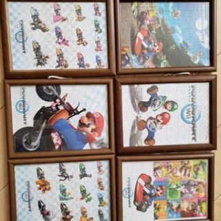 マリオパズル6種類まとめ売り