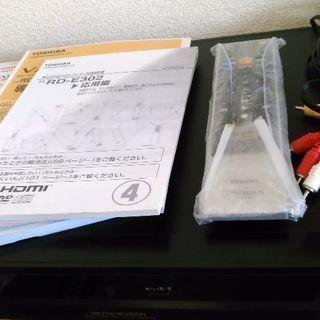 【取引決定】東芝 HDD&DVDレコーダー