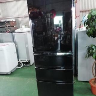 2017年製 AQUA AQR-361F  355L冷蔵庫