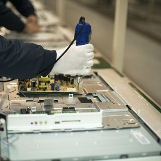 【日払OK】工場内での組立、解体、運搬作業