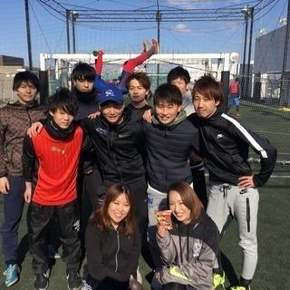 6〜8チーム参加のフットサル大会✨