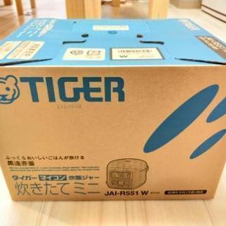 新品   炊飯器   TIGER JAI-R551   タイガー...