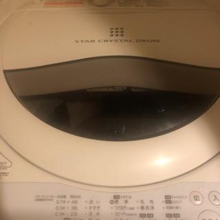 東芝 5.0kg 全自動洗濯機 ピュアホワイトTOSHIBA A...