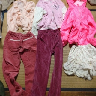 子供服 上着 シャツ スカート ズボン ワンピース 39セット ...