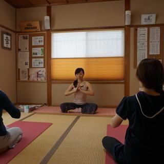 【5/5(日)】狭山で美BODYヨガ開催