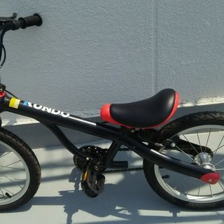 子供自転車 BMX?