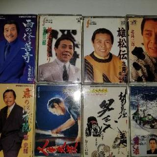 北島三郎・村田英雄・宮史郎 歌入りカラオケ