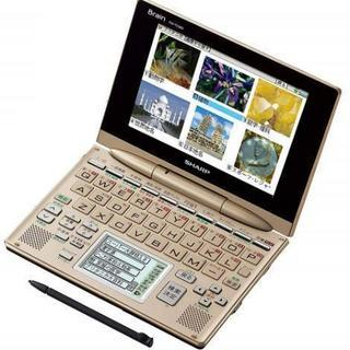 シャープ(SHARP)ワンセグ搭載電子辞書 W-TC980-N (...