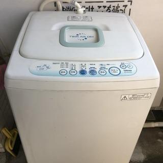 (決まりました)洗濯機・電子レンジ セット