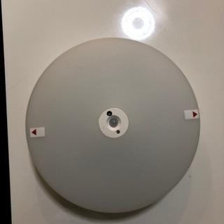 アイリスオーヤマLED小型シーリングライト センサー付