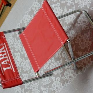 レジャー折りたたみ式椅子3脚
