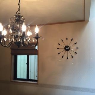 インテリア 壁時計