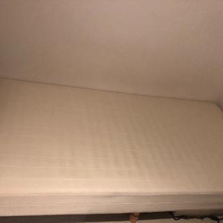 マットレス付きベッド