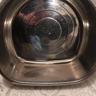 足付きステンレス洗い桶【貝印】