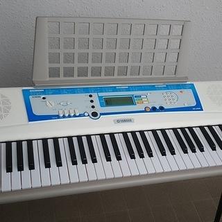 ヤマハキーボード EZ-J200 光る鍵盤 リズム機能
