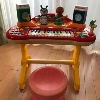アンパンマン ピアノ 無料
