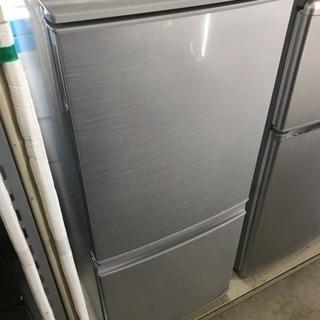 お持ち帰り特価! SHARP ノンフロン冷凍冷蔵庫 SJ-D14...