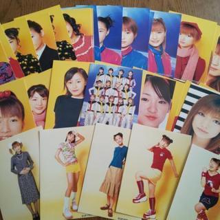 モーニング娘 カード+写真