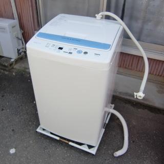 2009年でも洗濯OK 6K全自動洗濯機