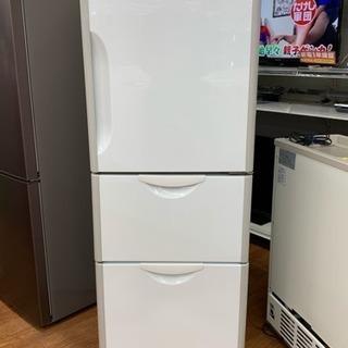 6ヶ月間動作保証!HITACHI 3ドア冷蔵庫