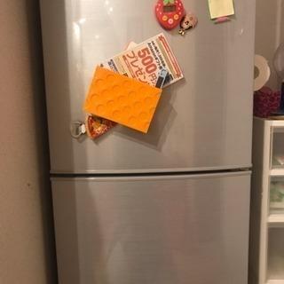 2ドア 冷蔵庫(引き取り予定者決定)