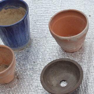 植木鉢小物各種