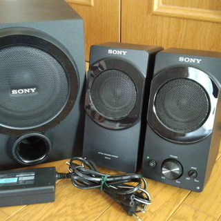SONY 2.1chスピーカーセット